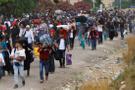 Suriyeliler akın akın ülkelerine dönüyor