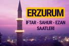 Erzurum iftar saati imsak vakti ve ezan saatleri