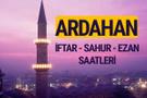 Ardahan iftar saati imsak vakti ve ezan saatleri