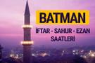 Batman iftar saati imsak vakti ve ezan saatleri