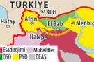 Bu harita Türkiye'nin tek başına kaldığının resmidir!