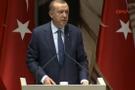 Erdoğan'dan CHP'nin yürüyüşüne çok sert sözler