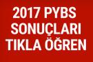 2017 bursluluk PYBS sonuç öğrenme MEB sorgu ekranı