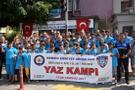 Mersin'de dezavantajlı çocuklara tatil