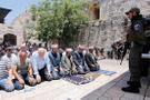 İsrail basını: Mescid-i Aksa'da metal dedektörler kaldırılacak