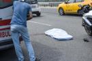 İstanbul'un göbeğinde feci kaza bir kişi hayatını kaybetti