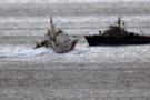 Yunan Sahil Güvenliği'nin vurduğu Türk gemisiyle ilgili açıklama