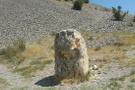 Adıyaman'da 2 bin yıllık heykeli acımadan yıktılar