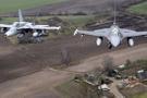 NATO uçakları Rus uçaklarının önünü kesti