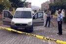 Hatay'da banka aracına silahlı saldırı! Yaralılar var