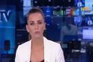 Gıcık tutan NTV spikerinin zor anları