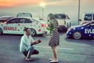 3 otomobille evlenme teklifi