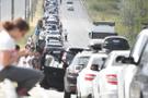 Kapıkule'de 5 kilometrelik araç kuyruğu