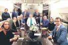 Erdoğan'ın uçağına en çok binen gazetecilerin listesine bakın