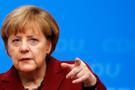 Merkel'e 'muhatabımız değilsin' göndermesi