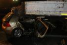 Aydın'ın Nazilli ilçesinde feci kaza: 4 kişi hayatını kaybetti