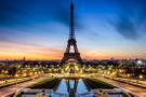 Paris son 10 yılın turizm rekorunu kırdı
