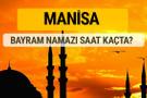 Manisa Kurban bayramı namazı saati - 2017