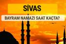 Sivas Kurban bayramı namazı saati - 2017