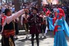 Ardahan'da bal festivali coşkusu