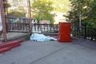 Bursa'da şüpheli ölüm tedavi edildiği hastanenin bahçesinde ölü bulundu!