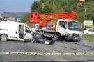 Zonguldak'ta trafik kazası 1 ölü 5 yaralı