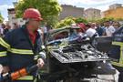 Kırıkkale'de zincirleme trafik kazası: 5 yaralı