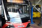 Tartışma yaratan pembe trambüs pazartesi günü başlıyor