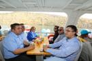 Gaziantep Büyükşehir Belediyesi 44 büyükelçiyi kentte ağırladı