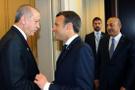 Erdoğan ve Macron New York'ta bir araya geldi