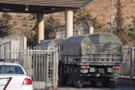 Sınıra askeri araç takviyesi devam ediyor