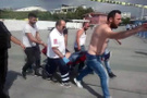 İstanbul Çağlayan Adliyesi önünde silahlı çatışma