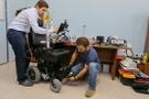 Engelli araçları 'akıllanıyor' Dokuz Eylül Üniversitesi geliştirdi