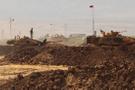 Suriye sınırında askeri hareketlilik sürüyor