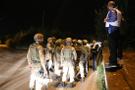 Bursa'da hırsızlık şüphelisi iki polisi yaralayıp kaçtı
