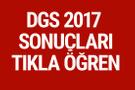 DGS tercih sonuçları 2017 ÖSYM sonuç öğrenme sayfası