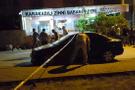 Kahvehane sahibi alkollü müşteriye kurşun yağdırdı