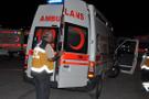 Yozgat'ta yolcu otobüsü devrildi: 2 ölü