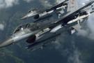 Jetler saldırı hazırlığındaki teröristleri vurdu