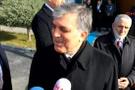 Abdullah Gül şoke etti! Gazetecilere sırtını dönüp...