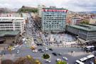 Ankara'da iki binaya yıkım kararı