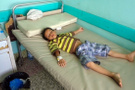 Yemen'deki difteri salgını 48 kişinin canını aldı