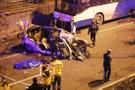 Ankara'da feci kaza: 2 ölü 2 yaralı