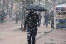 Kayseri hava durumu meteoroloji kar alarmı verdi