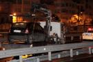 Avrasya Tünelinde sıcak saatler polisi ezdi açılan ateşte öldü