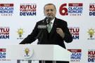 Erdoğan'dan Afrin açıklaması: 'Bir gece ansızın gelebiliriz'