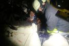 Otomobil şarampole devrildi: 1 ölü 5 yaralı