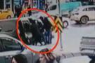 Şok olay! İstanbul'un göbeğinde güpegündüz eşkiyalık!