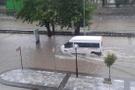 Düzce'de hava çok kötü meteorolojiden alarm geldi