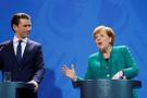 Merkel bu kez şaşırttı! AB ve Avusturya'ya Türkiye eleştirisi